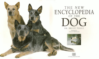 New Encyclopedia of the Dog (2000) cover